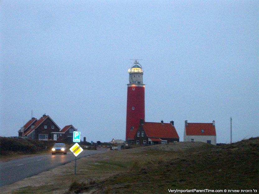 הולנד - טסל - המגדלור