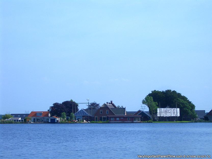 הולנד לזוגות - בית על שפת האגם