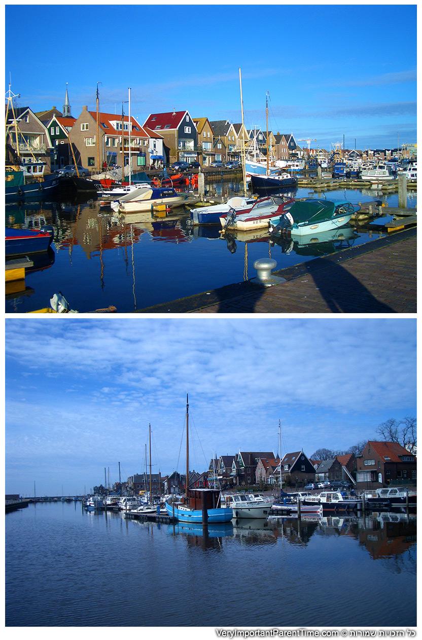 הולנד - אורק - כפר דייגים