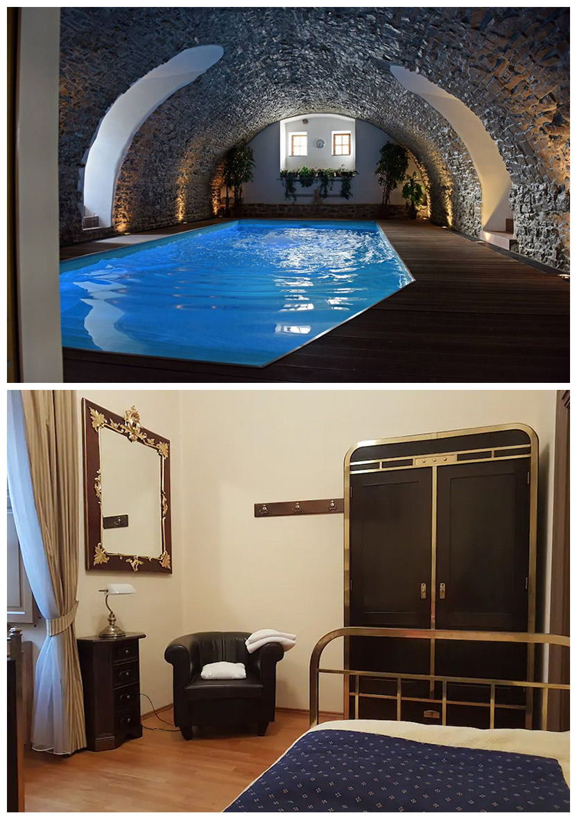 Private-room-in-castle-Czech-Republic-collage ערב ראש השנה האזרחית – מקומות אירוח מיוחדים